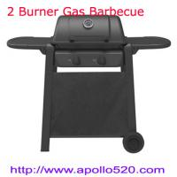 Quality Gas BBQ with foldable side table wholesale