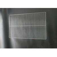 Quality Polishing Rectangle Wire Mesh Tray Oven Grid Wire Baking Cooling Rack wholesale