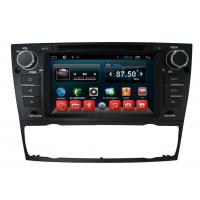Quality BMW 3 Series Double Din Car Dvd Player E90 E91 E92 E93 316d 328i 330i 335d wholesale