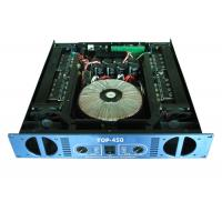 Quality 2 Channel Analog Audio Amplifier With Class H Good Sound 2×450W wholesale
