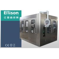 Quality Ss Beer Bottle Filling Machine / Juice Canning Aluminum / Pet Can Filling Machine wholesale
