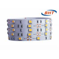 Quality 5050 Smd Dimmable Led Strip Lights Remote Control Zero UV Emissions For Industry wholesale