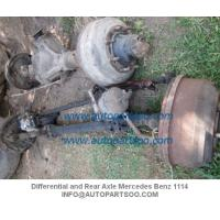 Quality Differential and Rear Axle Mercedes Benz 1114 Diferencial y Eje delantero Mercedes Benz 11 wholesale
