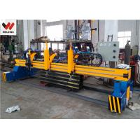 Cheap Custom CNC Strip Cutting Machine With Flame / Oxygen Fuel For Plate Cutting Equipment for sale