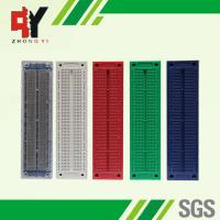 Quality White Printed Circuit Board Solderless Breadboard 2.54mm Pitch wholesale