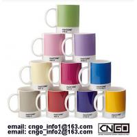 Quality GIFTS cup PANTONE colors mug to your friend NO.54577 from china factory wholesale