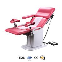 Cheap Electrical Obstetric Delivery Table / Gynecological Examination Table With Foot for sale