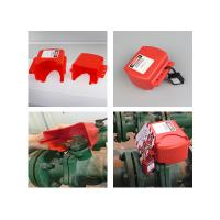 BOSHI Customized Color Adjustable Safety Ball Valve Lockout Devices
