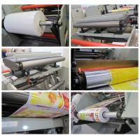 High Speed Flexo / Flexographic Printing machine for paper / film
