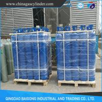 China ISO9809-1 Standard Working Pressure 200bar Seamless Steel Gas Cylinder on sale