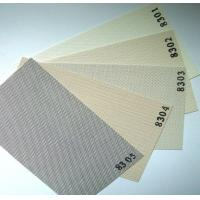 Quality Performance Sunscreen Fabric for Interior Decoration with 1% Open wholesale