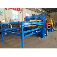 Quality Full Auto Construction Automated Fence Panel Machine For Panel And Rolls wholesale