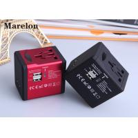 Quality Residential Commercial Travel Power Adapter Five Colors Option Plug With Socket wholesale