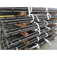 Quality 25-130mm Diameter Self Drilling Anchor Bolt 200KN - 8000KN Capacity Anti Corrosion wholesale