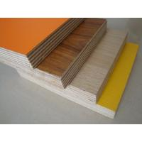 China Furniture Grade 18mm Melamine Plywood Board Sheets With Melamine Finish on sale