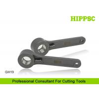 Quality GH19 G Type CNC C Wrench Tool , 2 Inch Spanner Hook Wrench With Pin wholesale
