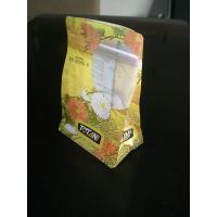 China Gusseted Stand Up Pouch Packaging on sale