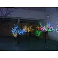 China Professiona 68W / 82w Waterproof blue yellow led outdoor Tree Lights christmas decorations on sale