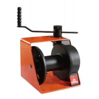 China HWV Type Hand Winch , Heavy Duty Electric Winches With Self - Lock Device on sale