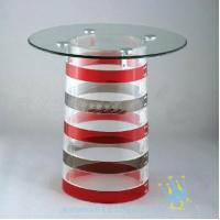 Quality acrylic living room center table wholesale