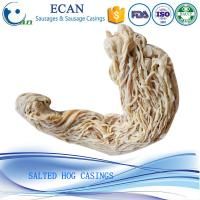 Quality China Supplier Edible Natural Sausage Casings/ Natural Casings with FDA ISO Certificate wholesale
