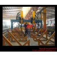Cheap Gantry Type I / H Beam Welding Machine , Auto Welder Industrial Machinery for H Beam Line for sale