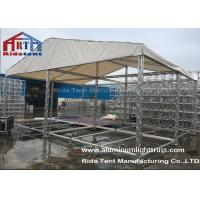China Lightweight Aluminium Exhibition Truss System100x100mmSize For Convenience on sale