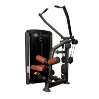 Buy cheap Lifefitness Full Gym Equipment Seated Lat Pulldown Machine from wholesalers