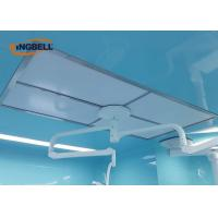 Acrylic Ceiling Plate Modular Operating Room Medical Grade With Keel Structure