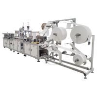 China Full Automatic N95 disposable mask pack machine equipment,KN95  surgical mask making machine on sale