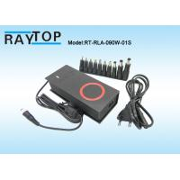 Quality Book-shaped Universal 90W Manual Notebook Charger 15-24V Output USB 5V 1A wholesale