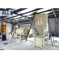 Quality Automatic Feeding Dry Mix Mortar Production Line With River Sand Cement Fly Ash Material wholesale