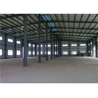 Quality China Factory Construction Frame Steel Structure Building Prefab House Workshop For Sale wholesale