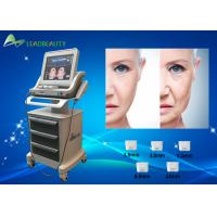 Quality Newest 2016 hifu face lifting high intensity focused ultrasound skin tightening machine wholesale