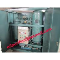 China TY Turbine Oil Purification System, Turbine Lube Oil Filtration Machine,Vacuum Oil Purify, Oil Filter Plant Manufacturer on sale