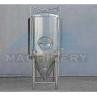 Quality 50L--10000L Conical Stainless Steel Fermentation Tank Beer Brewing Fermentation Tanks For Sale wholesale