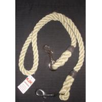 Quality Twist Rope dog leashes with printed logo for outside XS S M wholesale
