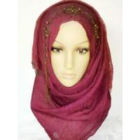 Quality Red Hijab Scarf (LC-C027) wholesale