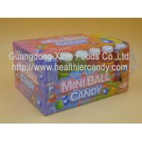 Quality Sweet Mini Ball Sprite Candy Plastic Bottle Packed Novelty Chocolate Candy wholesale