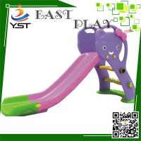Quality Small Custom Playground Slides CNC Making Process For 3 - 12 Years Old wholesale