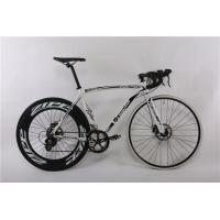 Quality Fashion style 6061 aluminium alloy 700C racing bike/bicicle with Shimano Tiagra 16 speed and special wheel wholesale