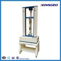 Buy cheap 100T Plastic Rubber Peel Adhesion Test Equipment With 0.5 To 1000mm / Min from wholesalers