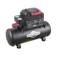 Quality Vertical Briggs Stratton Compressor 2 Gallon 8 Liter Semi Closed Easy Carrying wholesale