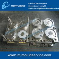 China 250g thin wall container cover mould, thin wall lid mould, thin wall containers mould on sale