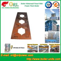 Quality Environment Friendly Boiler Water Walls Customization Corrosion Resistance wholesale