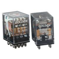 Quality Car Automobile Relays GP SME JQX-18F 7A / 250VDC PCB Power Relay wholesale