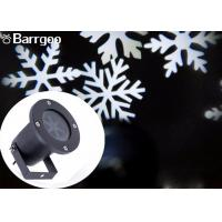 Quality Outdoor Garden Holiday Decoration Lighting Led Christmas Snowflake Projector Light wholesale