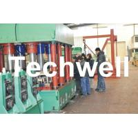 Quality Steel Silo Corrugated Roll Forming Machine For Steel Corrugated Sheets, Galvanized Sheet wholesale