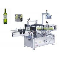 Quality Chile Santa Maria Beer Bottle Label Applicator , Wine Bottle Labeler Machines wholesale