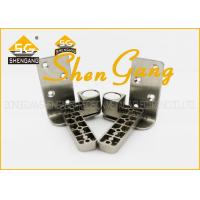 China 90 Degree Stainless Steel Pivot Door Hinges / Heavy Duty Offset Hinges , 131*25mm(L*W) on sale
